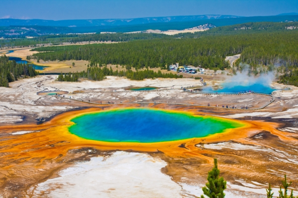 옐로스톤 국립공원 (Yellowstone National Park)